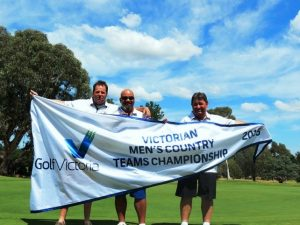 Vic Country Men's Country Teams Championship